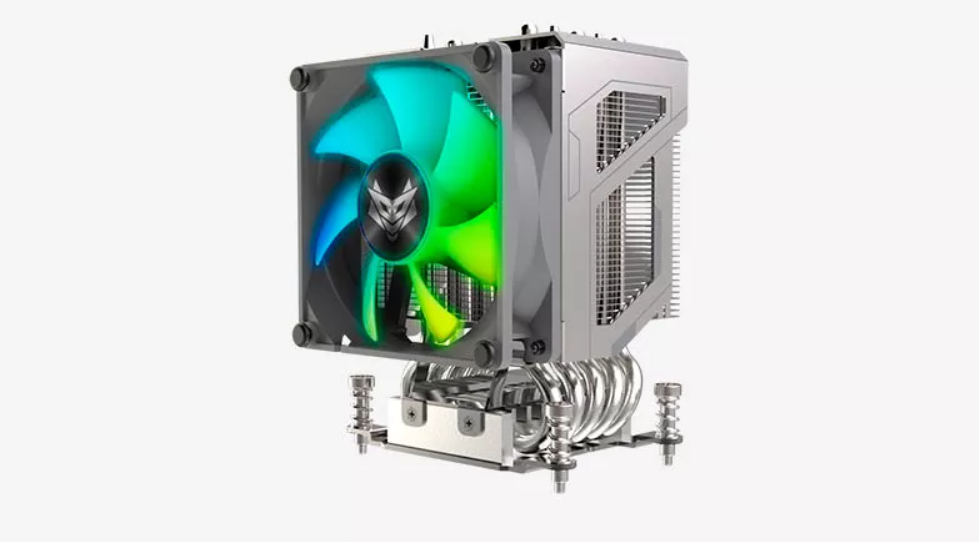 Sapphire Teases Nitro LTC Compact Cooling System for AMD AM4 Series CPUs
