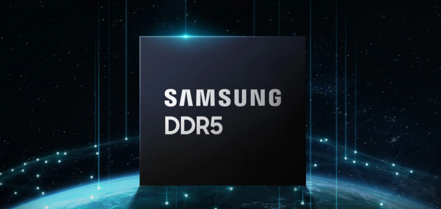 Samsung Agrees To Manufacture 24 Gb DDR5 ICs, Up To 768 GB Sticks Now Possible
