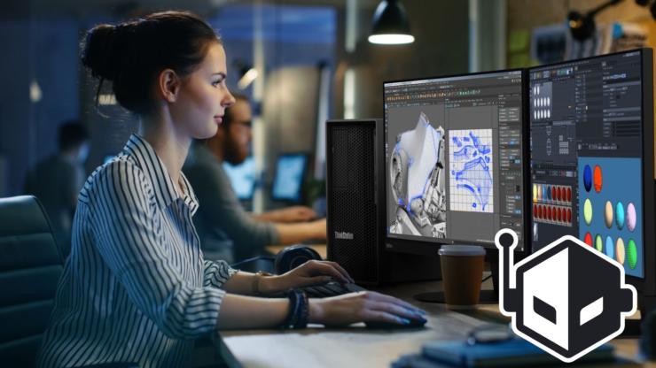 Lenovo Announces the ThinkStation P350 Desktop Workstations!
