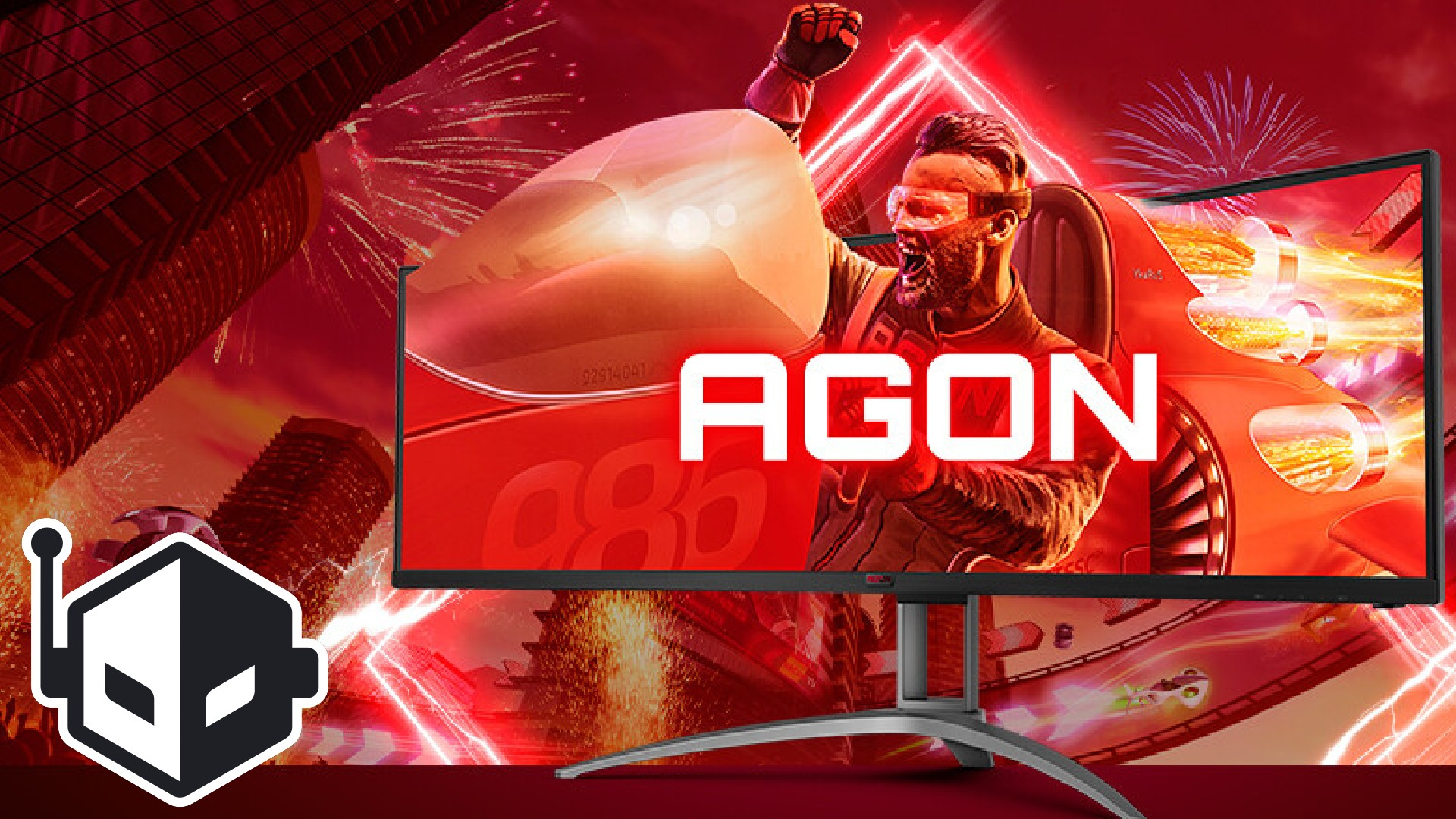 AOC Announces Two 49″ Curved Gaming Monitors, the AG493QCX and the AG493UCX2