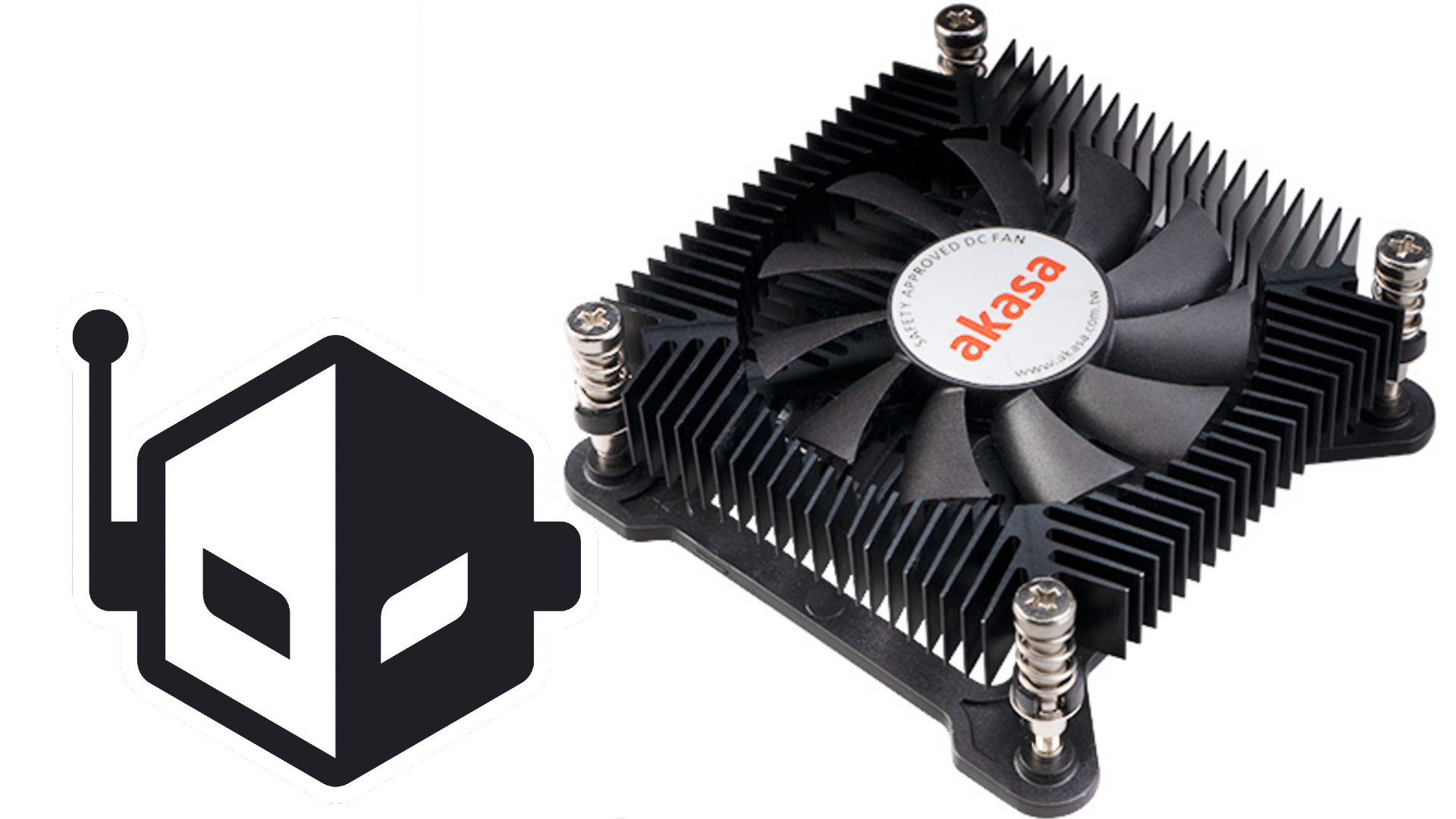 Akasa Announces the KS7 Ultra Low-Profile CPU Cooler