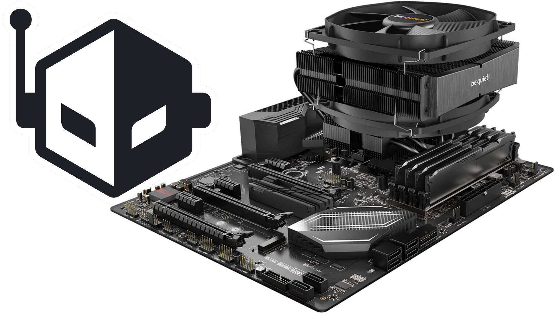 be quiet! Announces the Dark Rock TF 2 CPU Cooler with a Top-flow Design