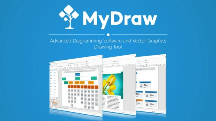 MyDraw Advanced Diagramming Software Lifetime License