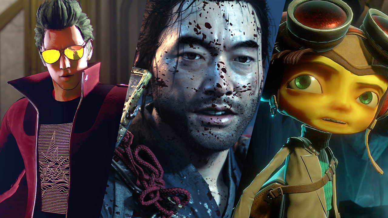 Ghost of Tsushima Director's Cut, Psychonauts 2, and More Big Games Coming Out in August