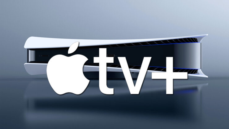 PS5 Apple TV+