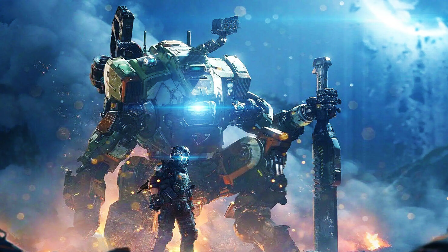Titanfall 2 Respawn Entertainment