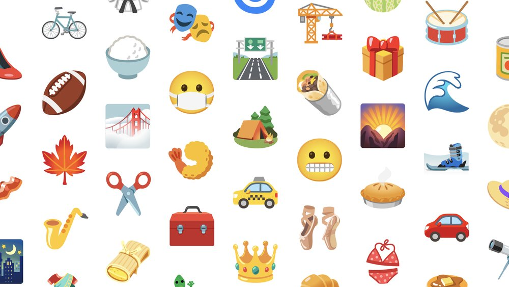 Android 12 is Getting Around 1,000 New Emojis