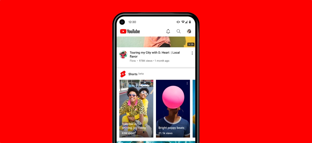 YouTube Shorts is now expanding globally