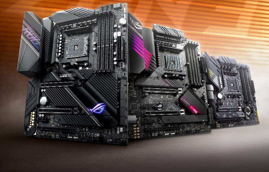 ASUS Releases List of Windows 11 Compatible Motherboards
