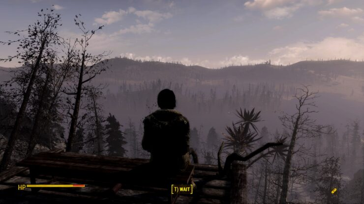 fallout 4 the wilderness mod