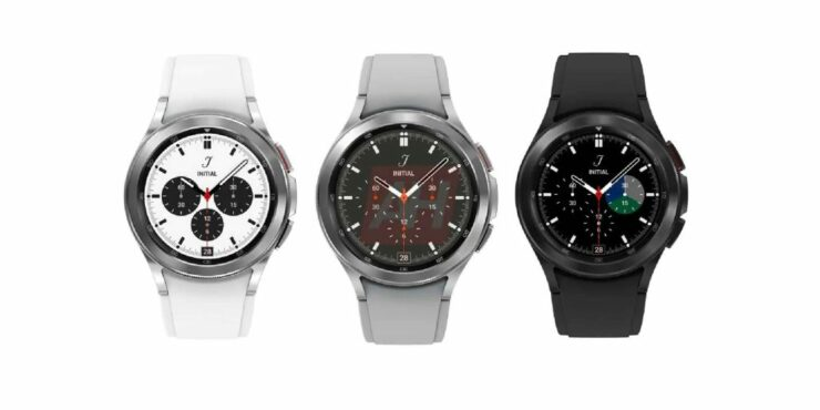 """Galaxy Watch 4 Classic Leaks with a Rotating Bezel in These """"Official Renders"""""""
