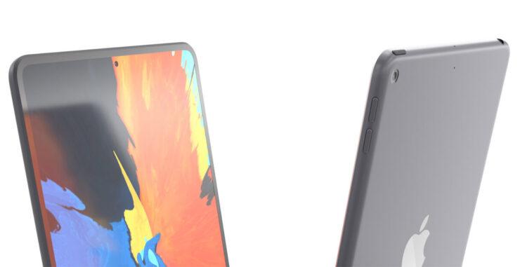 iPad mini 6 and iPad Air 5