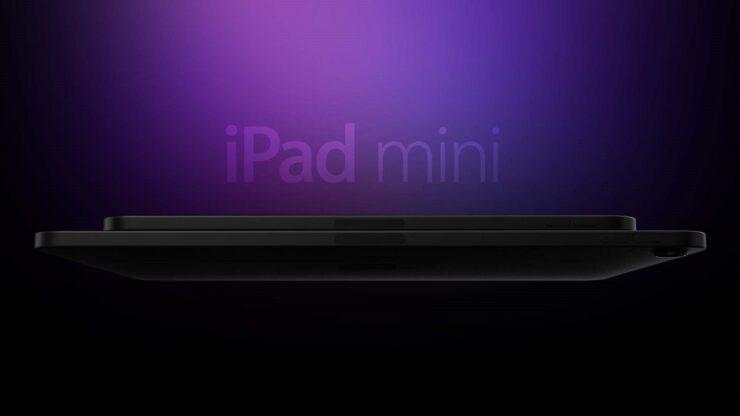 iPad mini 6 launch in fall
