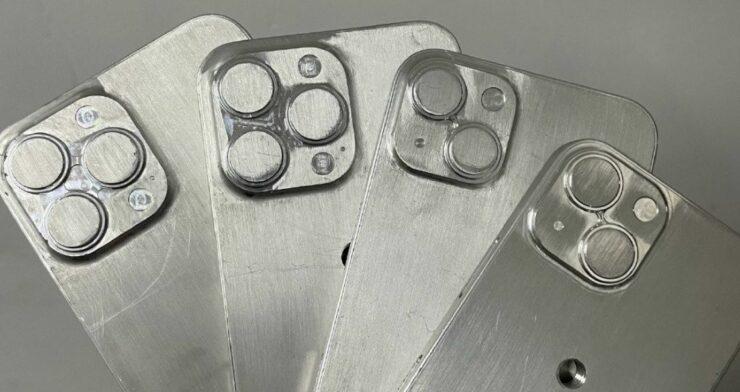 iPhone 13 Pro Molds