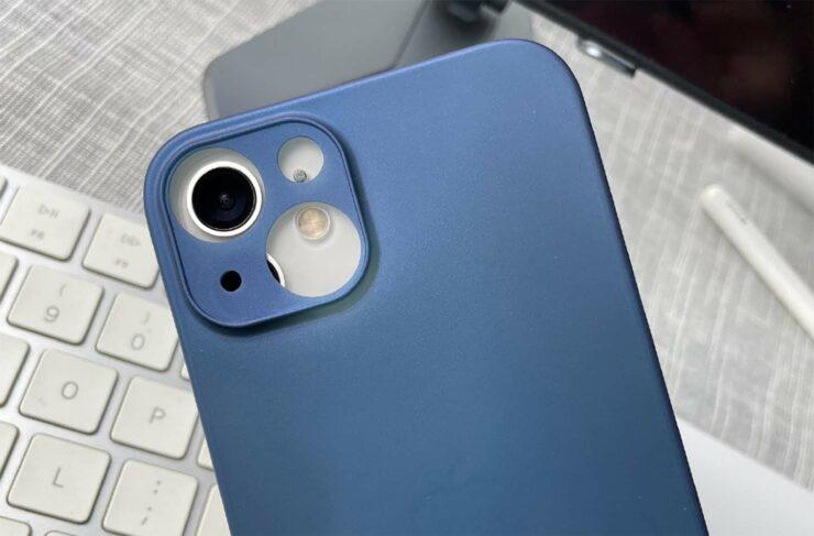 iPhone 13, iPhone 13 mini Case Leak Shows Larger Lens Cutouts Than iPhone 12 Pro Line; Bigger Cameras Inbound