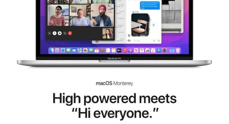 Download macOS Monterey beta 4