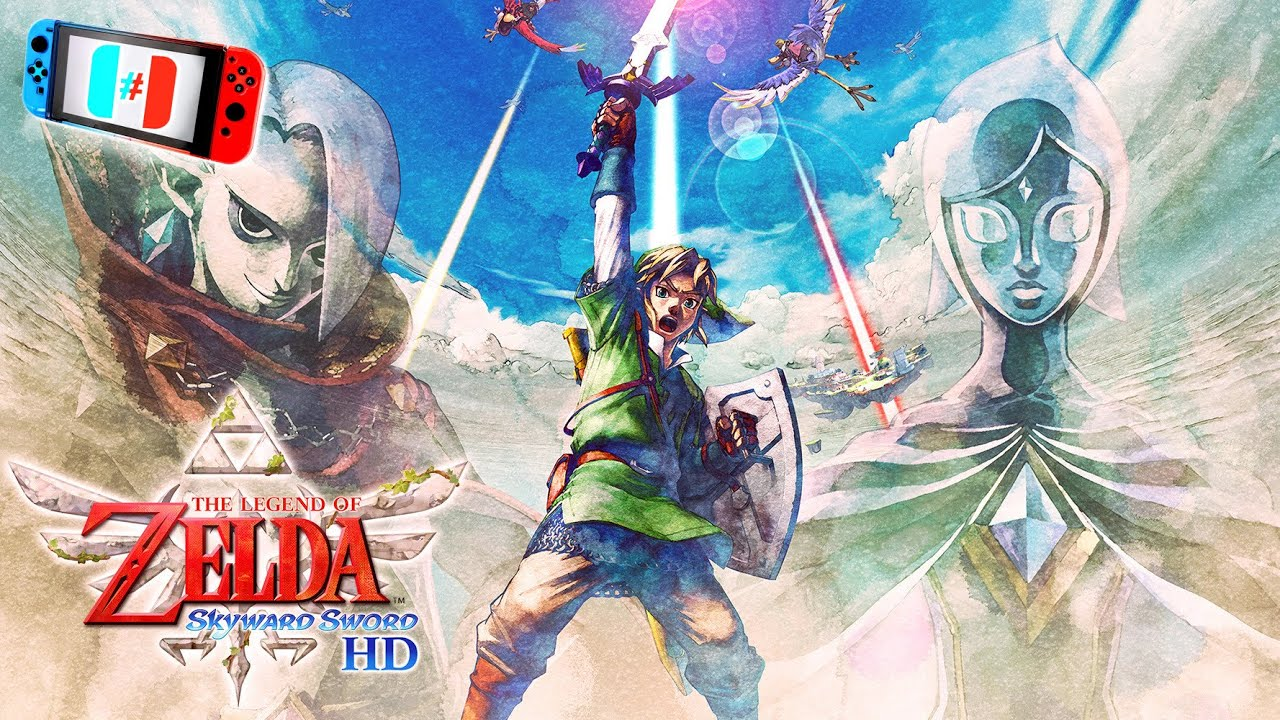 PC Players Can Perfectly Enjoy The Legend of Zelda: Skyward Sword HD in up to 4K@60FPS Through Yuzu and Ryujinx