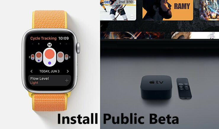 beta 3 of tvOS 15 and watchOS 8