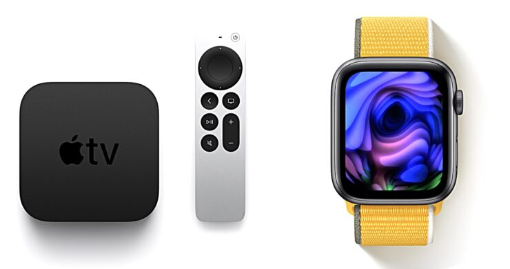 watchOS 8 and tvOS 15 beta 3 now available for download