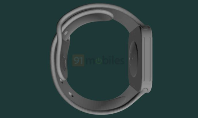 Apple Watch Series 7 CAD Renders and Launch