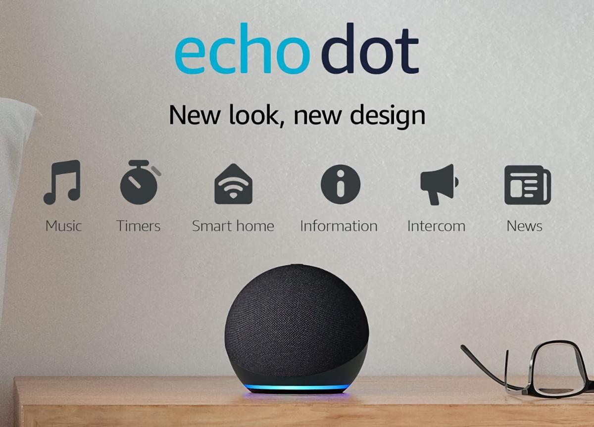 Echo Dot drops to $34.99