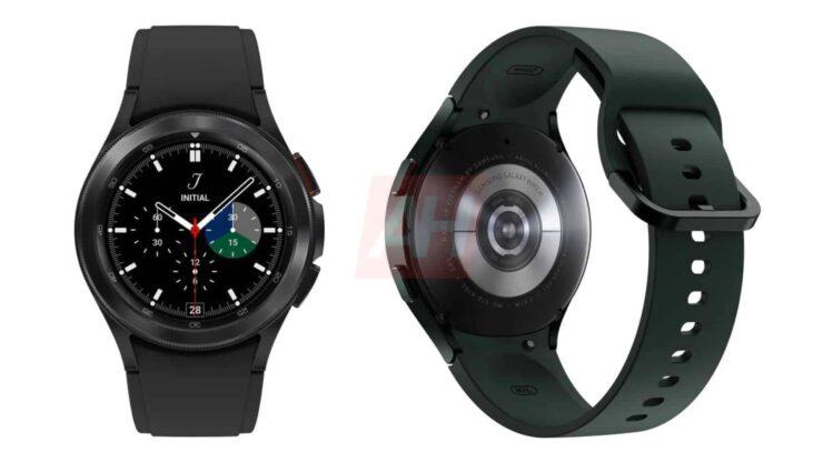 Galaxy Watch 4 Classic Spec Sheet Leak Reveals Everything