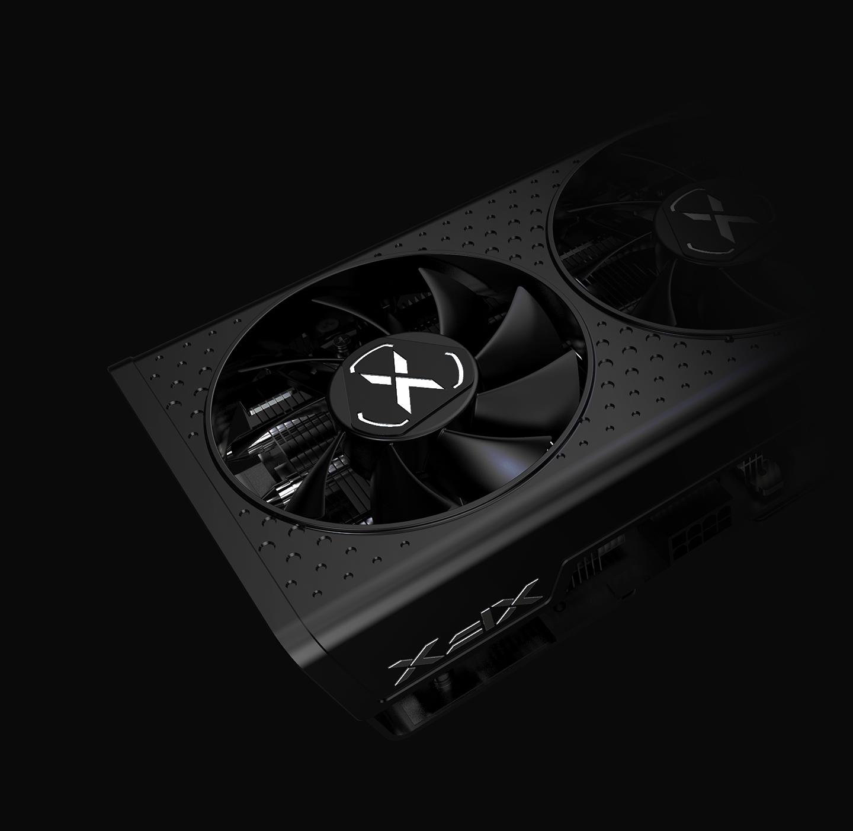 XFX Releases Three New Radeon RX 6600 XT Series GPUs