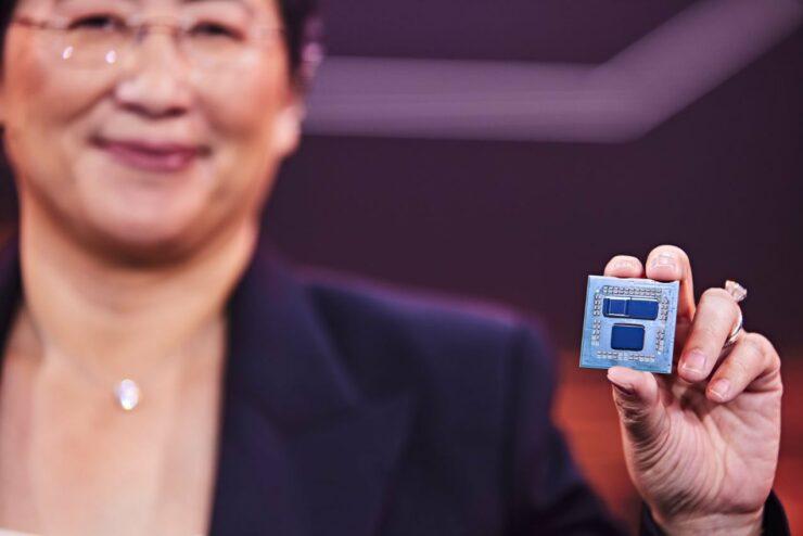 AMD 3D V-Cache Technology In Development for Years, Seen in Ryzen 9 5950X Sample