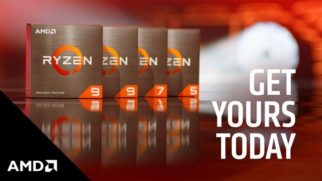 AMD Ryzen 5000 Desktop CPUs On Discount Across Major US Retailers - 5900X For $499, 5800X For $393, 5600X For $272