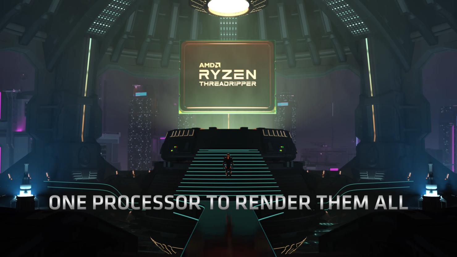 AMD Ryzen Threadripper 5000 'Chagall' HEDT CPUs Allegedly Delayed To 2022