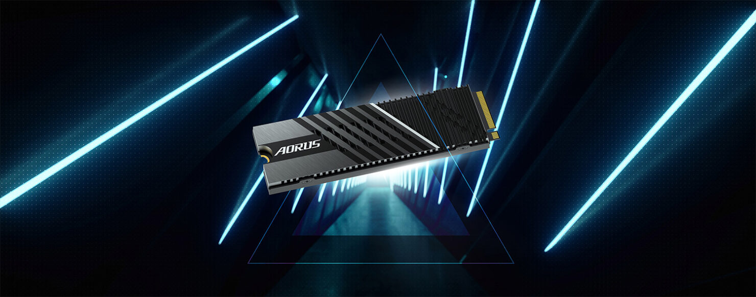 """Gigabyte-owned hardware manufacturer AORUS has confirmed that its Gen4 7000s SSD 2TB is """"PS5-Ready""""."""