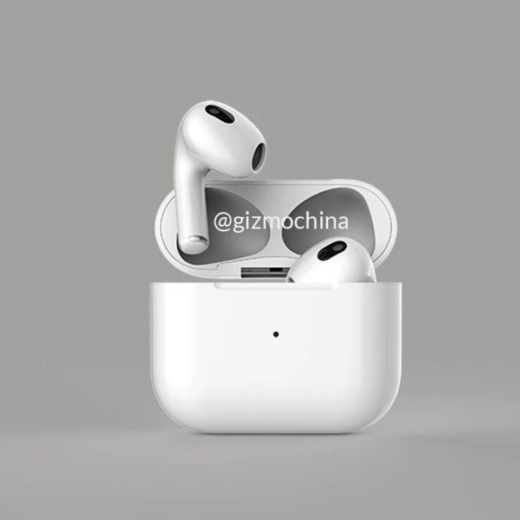 AirPods 3 production and launch