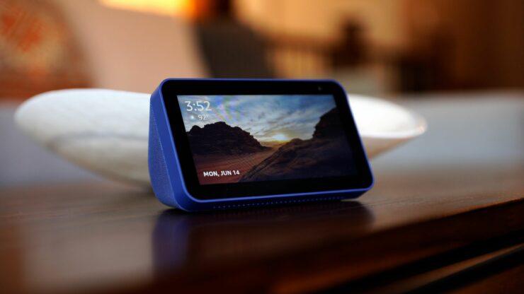 Amazon Echo Show 5 with Alexa