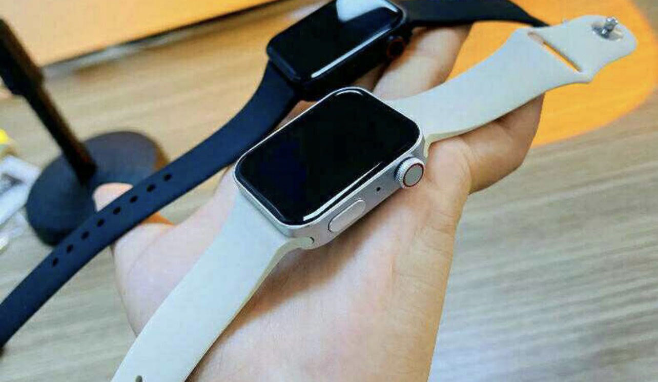 Apple Watch Series 7 Clones With Squared-Edge Design Have Started to Appear