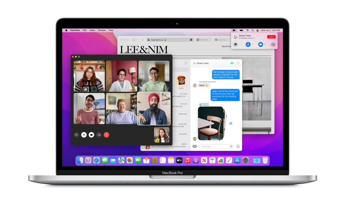 Download macOS Monterey beta 6 today