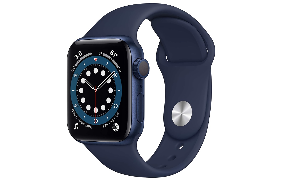 Save $74 on Apple Watch Series 6