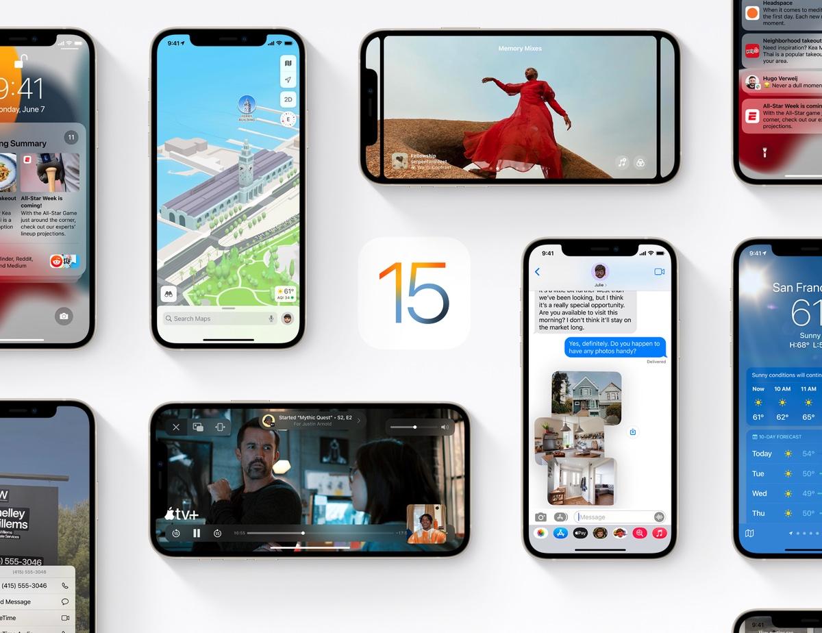 iOS 15, iPadOS 15 beta 8 now available
