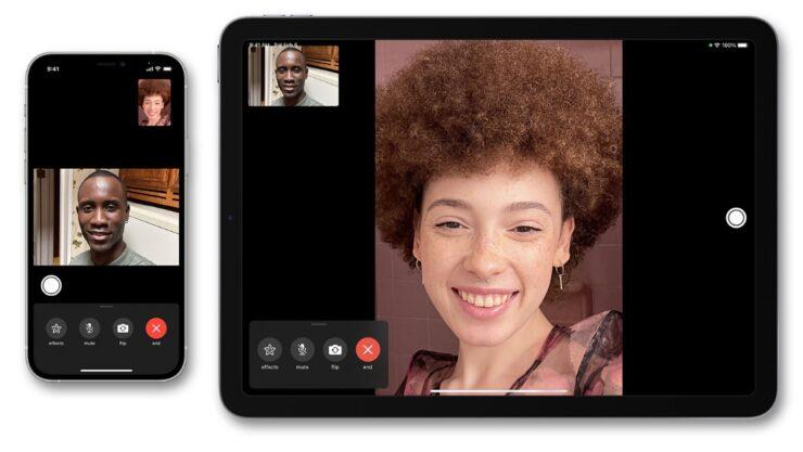 FaceTime SharePlay iOS 15 launch