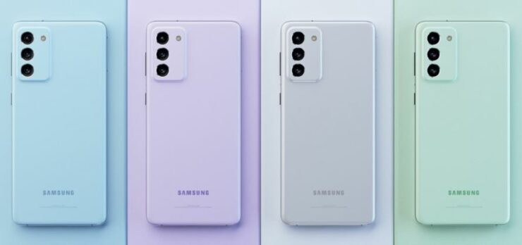 Galaxy S21 FE Launch and Mass Production Delayed