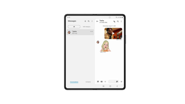 Galaxy Z Fold 3 Apps Use Their Tablet Versions to Take Advantage of the Increased Screen Real Estate