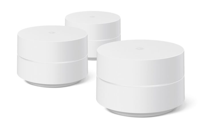 Google Wifi 3-pack available for just $149