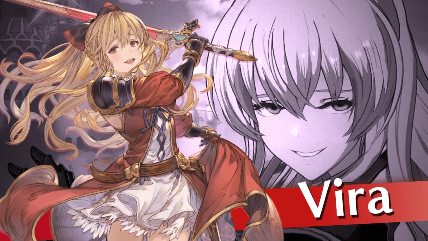 Granblue Fantasy Versus Vira