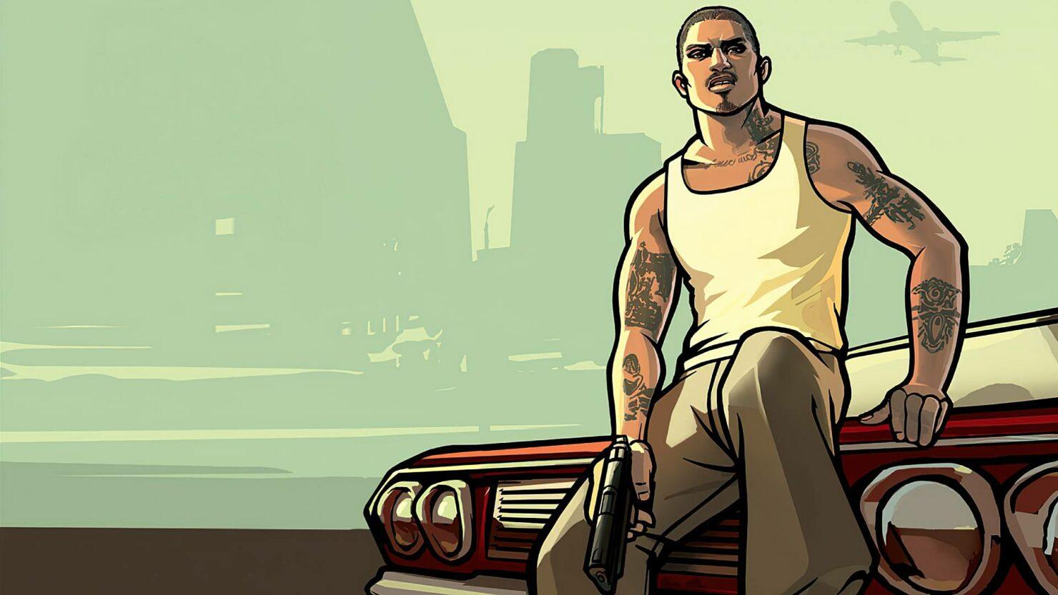 Grand Theft Auto Trilogy
