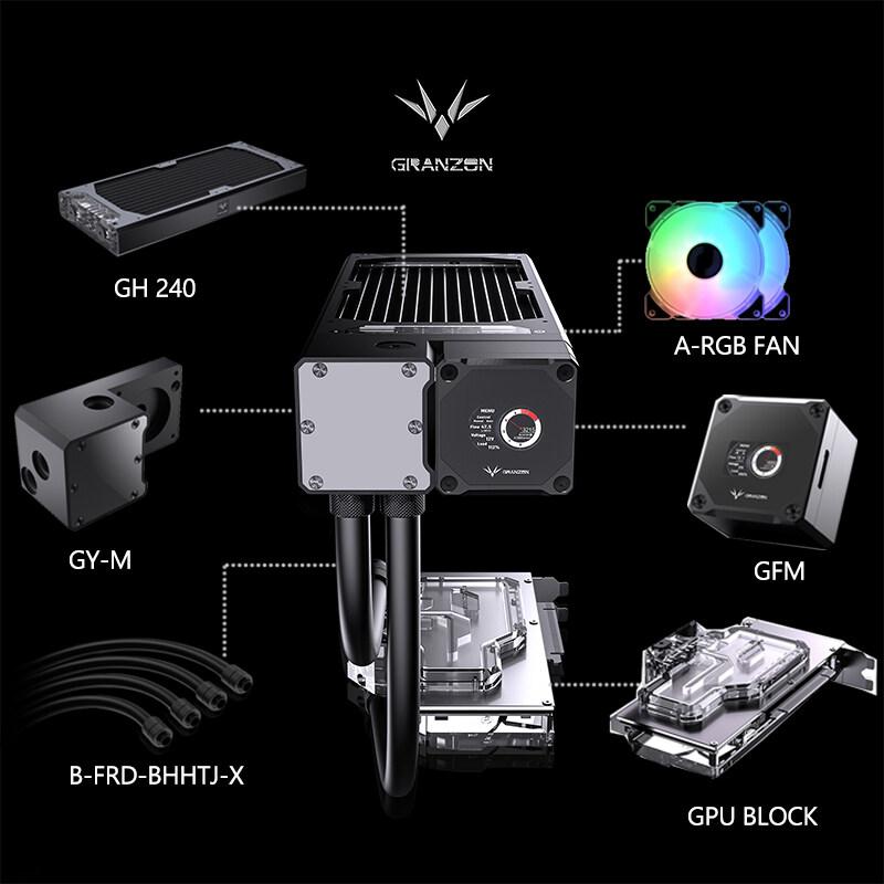 granzon_advanced_gpu_water_cooling_kit_with_bykski_gpu_block_pwm_ddc_pump_240_radiator_a_rgb_fan_aio_sotf_tube_gzgpu_m240n_1628760310550_0