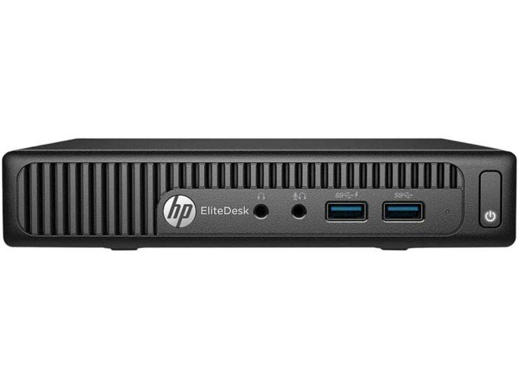 HP EliteDesk 705 G3 AMD A10 500GB SSD Refurbished