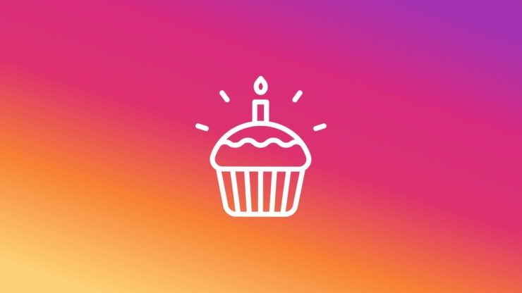 Keep using Instagram by entering your birthday info