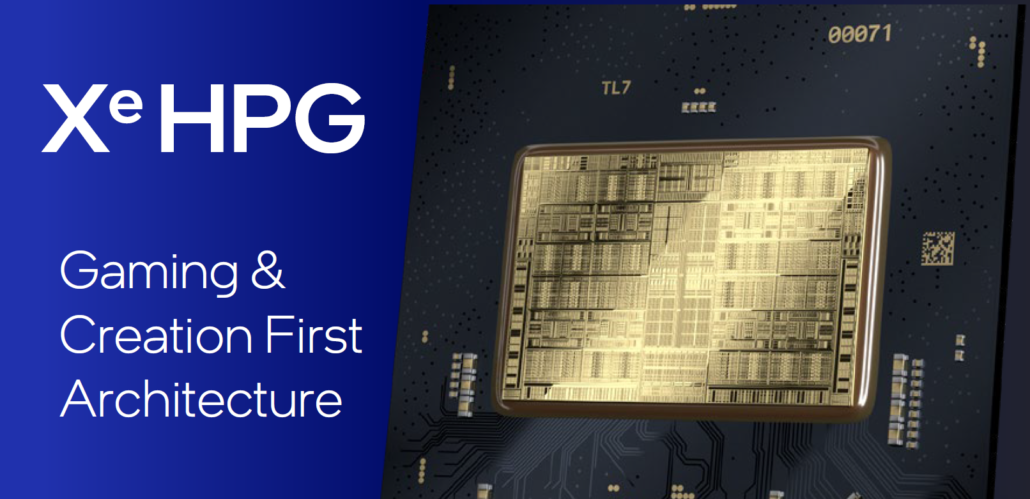 Intel's Xe-HPG ARC GPUs are said to offer competitive performance and pricing against NVIDIA and AMD discrete GPUs.