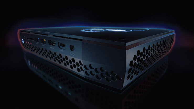 Intel Serpent Canyon NUC 12 Powered by Alder Lake CPUs and Xe-HPG DG2 GPUs