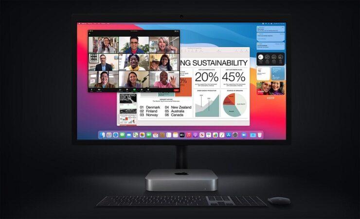 M1X Mac mini Design and ports and launch