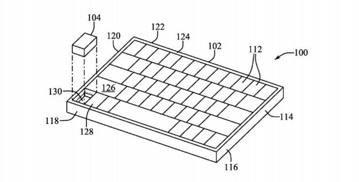 Apple Patent MacBook Keys